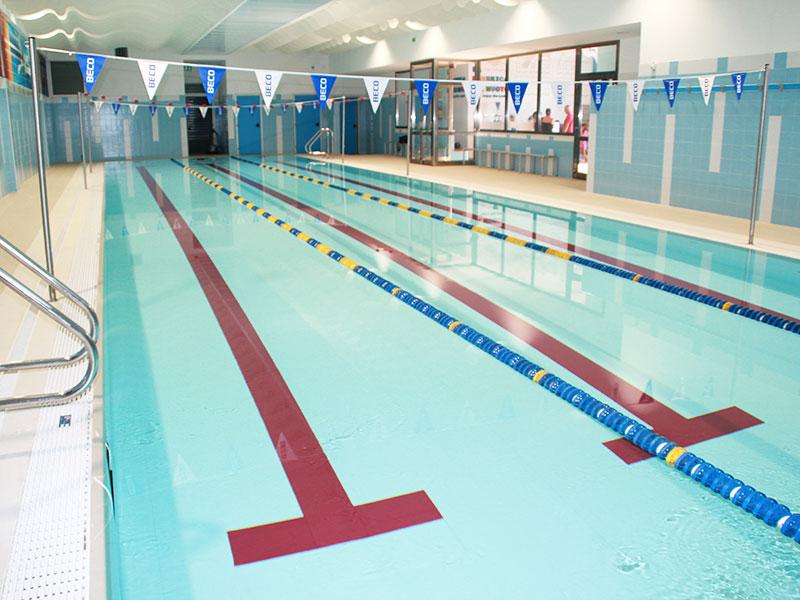 la fabbrica del nuoto piscina a termoli